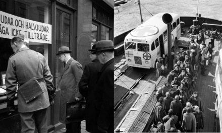 Tio miljoner till museum om Förintelsen