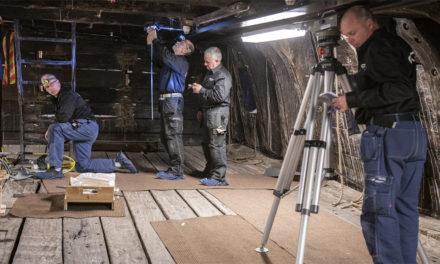 En miljon kronor till Vasamuseet för att väga Vasa