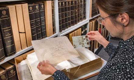 Ny digital ingång till Nordiska museets arkiv