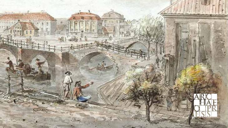 Trähus avgörande för den svenska tidigmoderna stadsutvecklingen