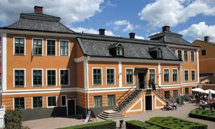 Inträngande havsvatten stänger Blekinge museum