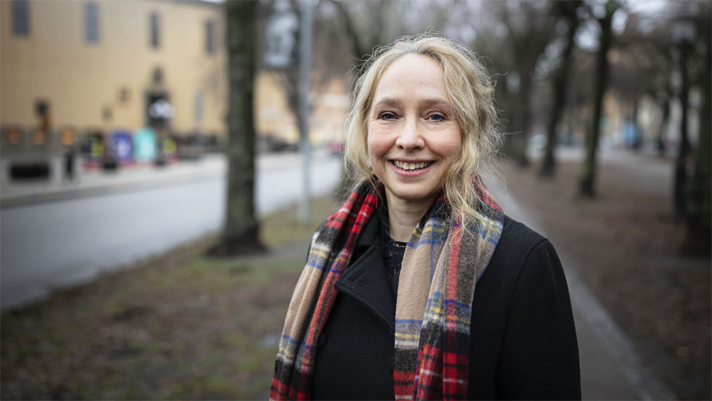 Cecilia von Heijne. Foto: Jens Mohr/Statens historiska museer