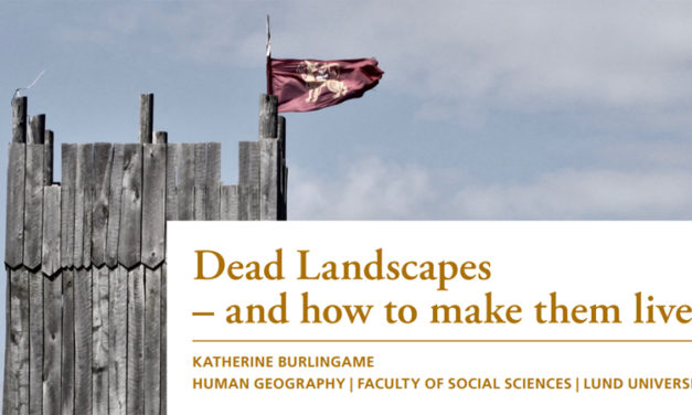 Hur man gör döda historiska platser levande