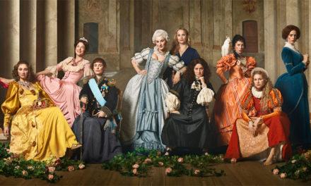 Premiär för dokumentärserien Drottningarna i TV4
