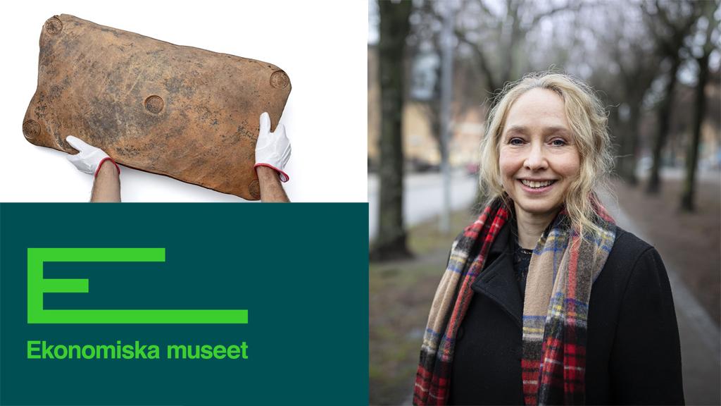 Kungliga Myntkabinettet öppnar igen – som Ekonomiska museet