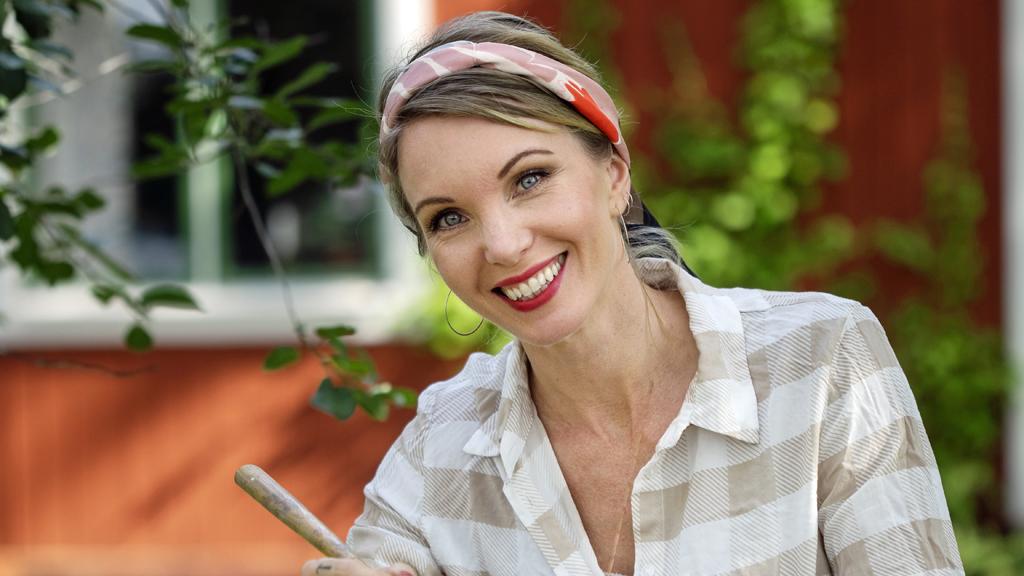 Erika Åberg. Foto: Lina Östling
