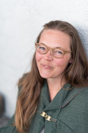 Laura Hellsten. Foto: Åbo Akademi