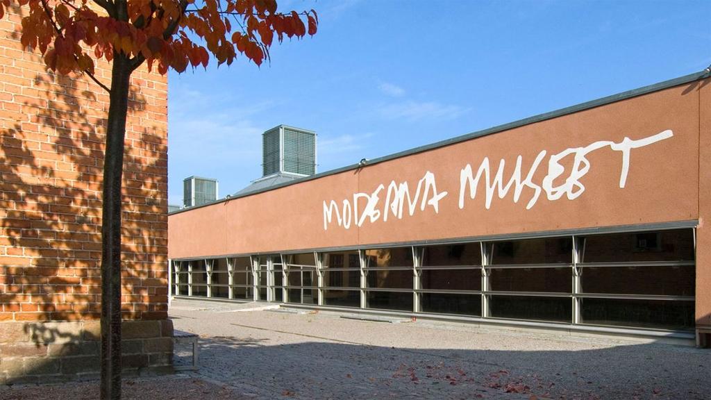 Moderna Museet i Stockholm. Foto: Åsa Lundén/Moderna Museet