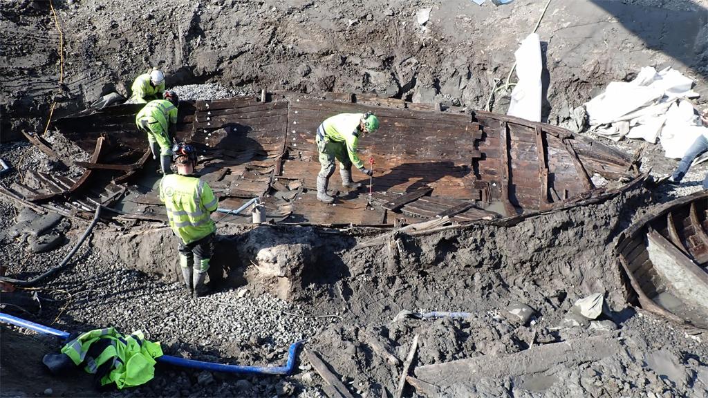 Foto: Arkeologerna