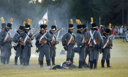 Kulor från senaste slaget i Sverige hittade