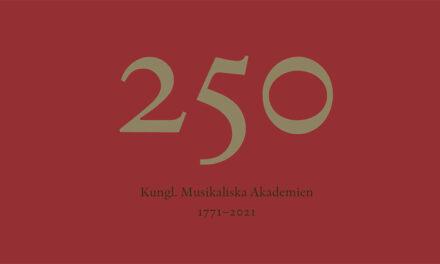 Kungl. Musikaliska Akademien 1771–2021