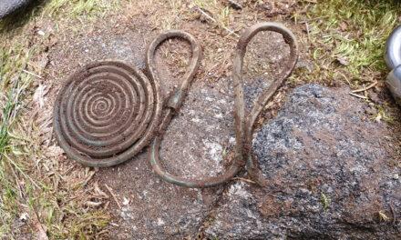 Bronsåldersfyndet från Alingsås hamnar på Lödöse museum