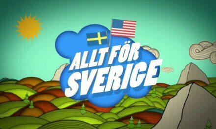 Inspelningsstart för Allt för Sverige i augusti