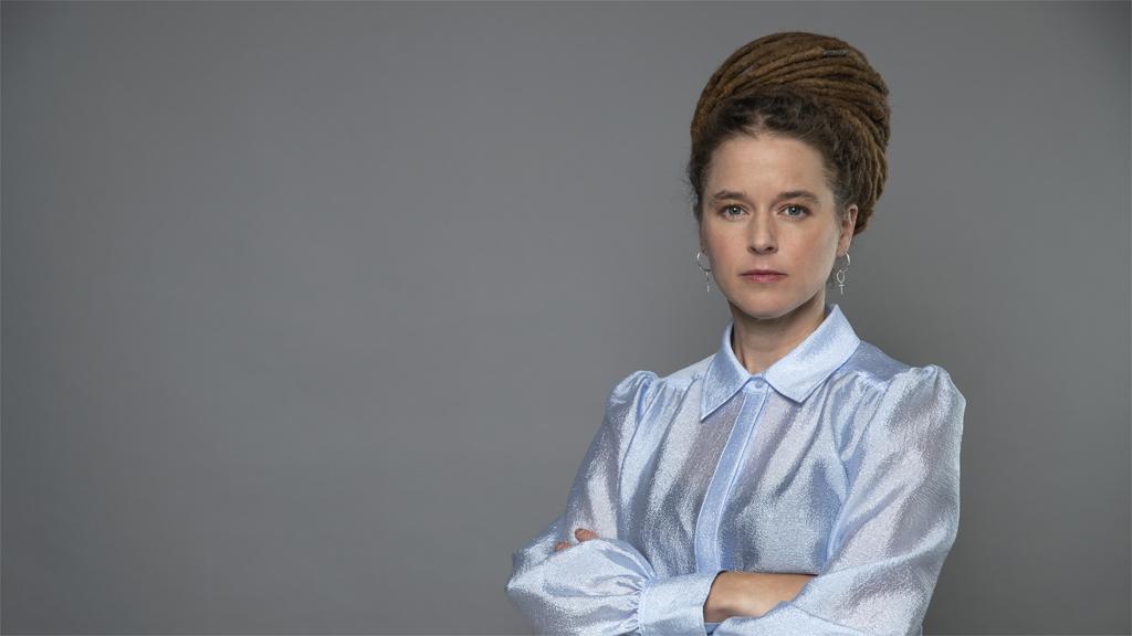 Kultur- och demokratiminister Amanda Lind. Foto: Kristian Pohl/Regeringskansliet