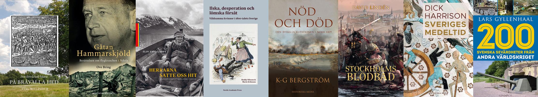 Årets bok om svensk historia 2020