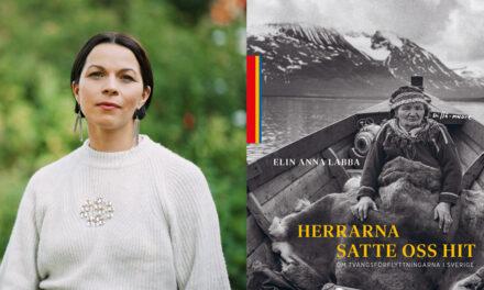 Herrarna satte oss hit är Årets bok om svensk historia