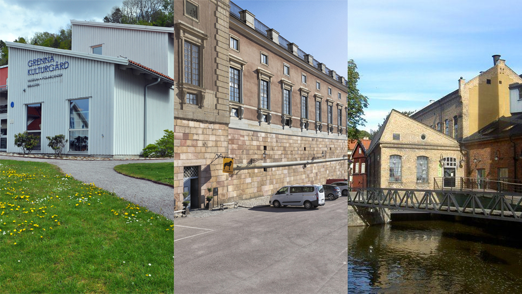Grenna Museum, Livrustkammaren och Norrköpings stadsmuseum. Foto: Grenna Museum, Erik Lernestål & Sten Strand