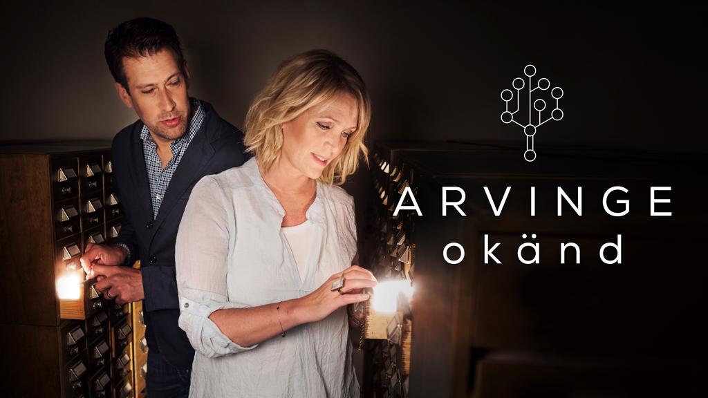 Niklas Källner och Kattis Ahlström. Foto: Stina Stjernkvist/SVT