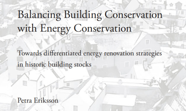 Så kan hus med kulturvärden bli mer energieffektiva