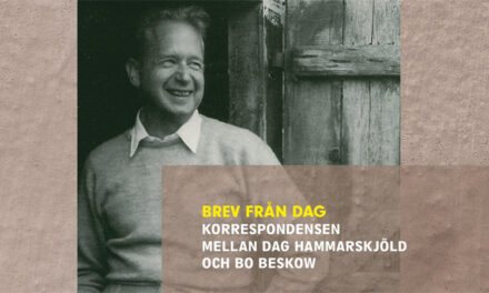 Korrespondensen mellan Dag Hammarskjöld och Bo Beskow