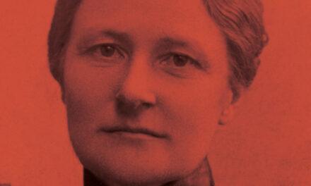 En biografi över Anna Bugge Wicksell