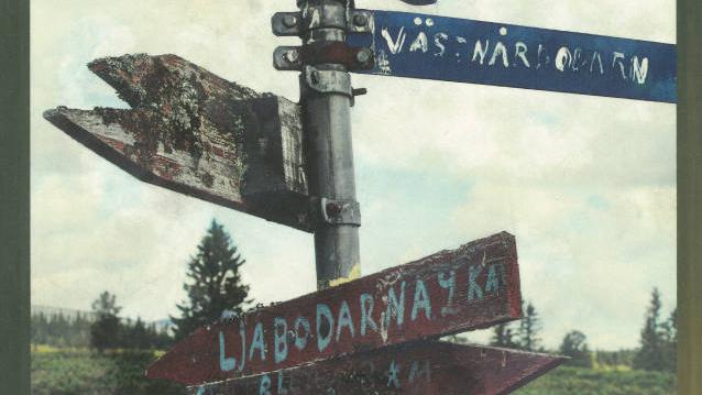 Ortnamn i Jämtland avslöjar medeltida bebyggelseexpansion
