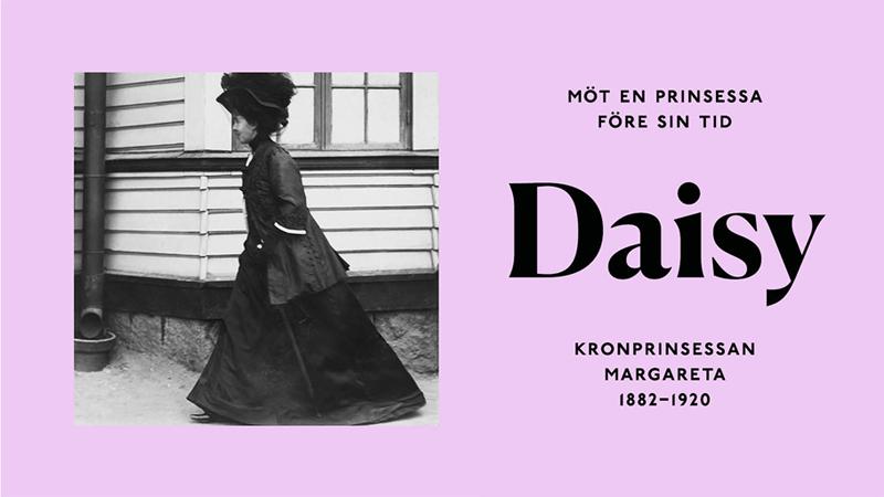 Daisy. Kronprinsessan Margareta, 1882–1920