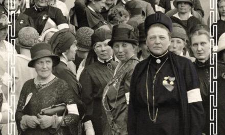 Riksdagskvinnan och sjuksköterskan Bertha Wellin