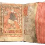 En medeltida handskrifts levnadshistoria