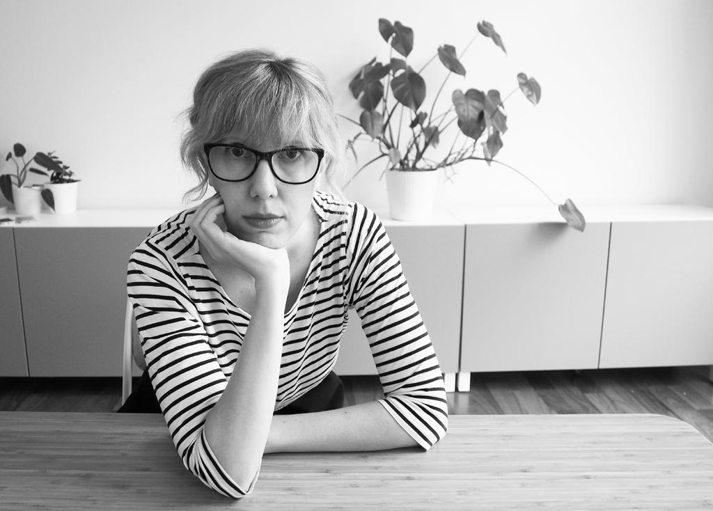 Eva Bonde. Foto: Anna Moberg