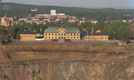 Falu koppargruva blir nytt världsarv