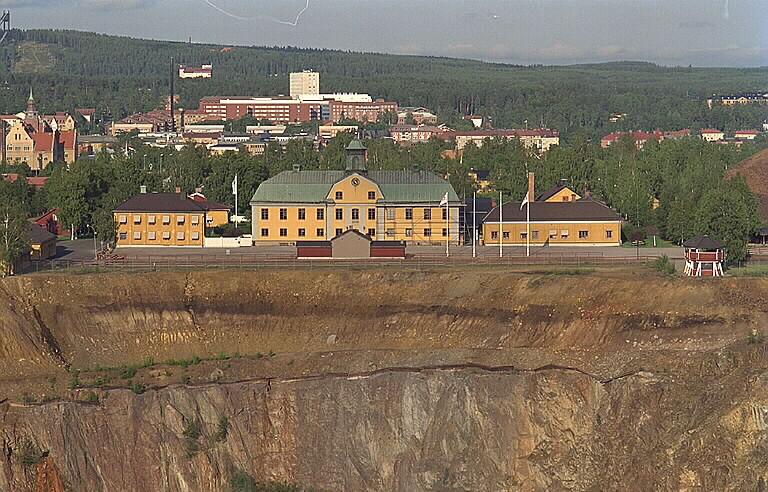 Falu koppargruva. Foto: Bengt A Lundberg (CC BY 4.0)