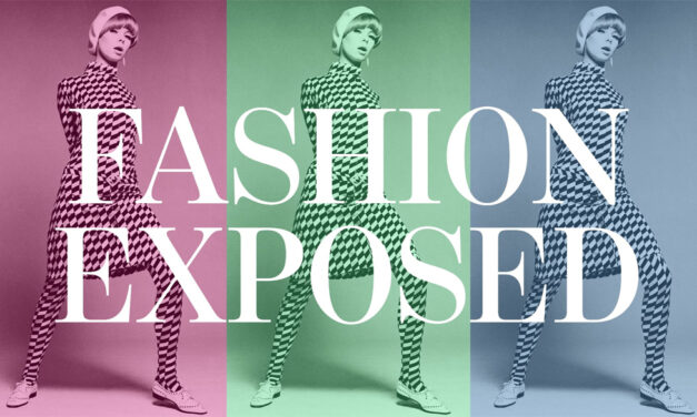 Fashion exposed – 100 år av svensk modefotografi