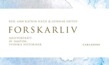 Självporträtt av samtida svenska historiker
