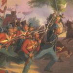 Från dansk krigstjänst 1848–1849