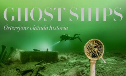 Spökskepp på Östersjöns botten