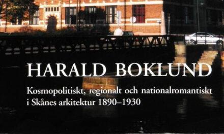 Arkitekten Harald Boklund