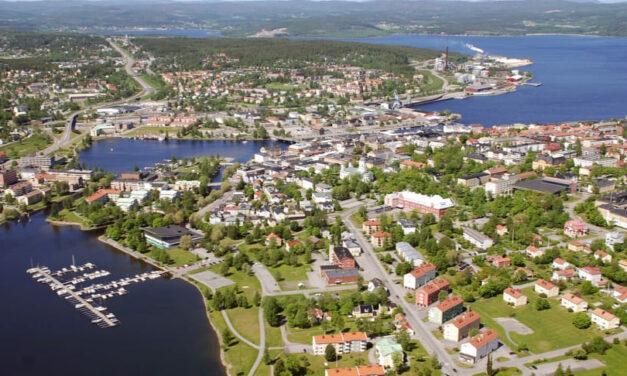 Riksarkivet vill bygga nytt i Härnösand