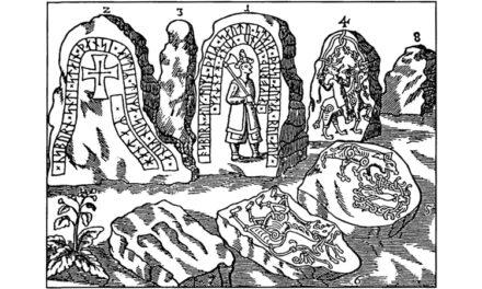 Berömd vikingatida bildsten återfunnen efter 300 år