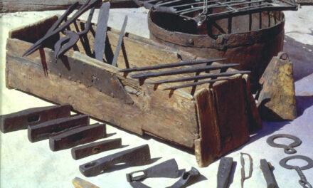 Järnets roll i samhällsförändringen under vikingatid och medeltid