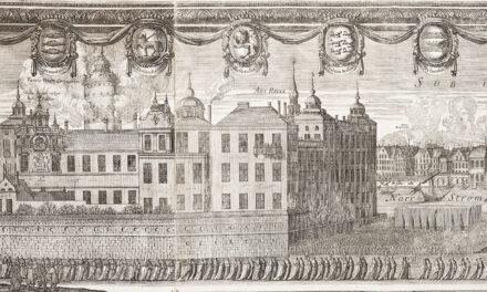 Dödens teater – kungliga begravningar från Gustav Vasa till Gustaf V