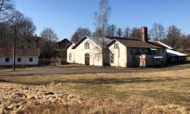 Karmansbo Bruksmiljö är Årets arbetslivsmuseum 2022