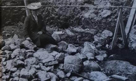 Arkeologi och Lunds äldre historia i Kulturens årsbok