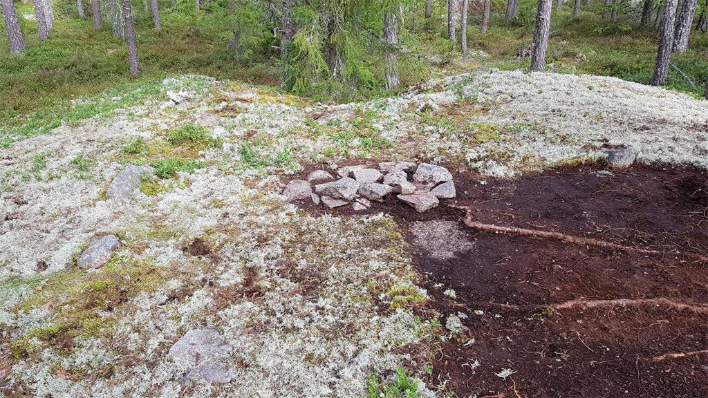 Sydligaste samiska boplatsen någonsin upptäckt