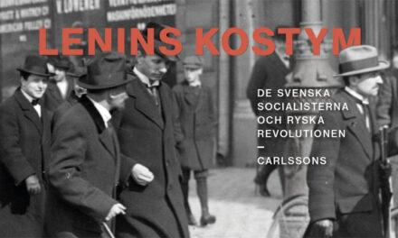 De svenska socialisterna och ryska revolutionen