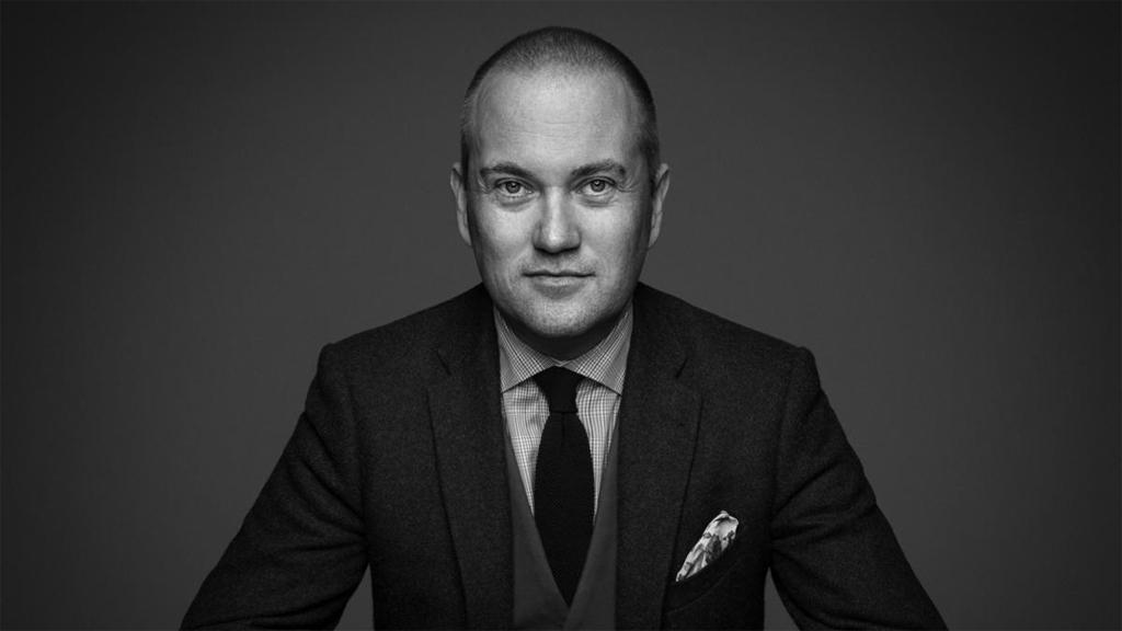 Magnus Hagberg. Arkivbild: Erik Lernestål