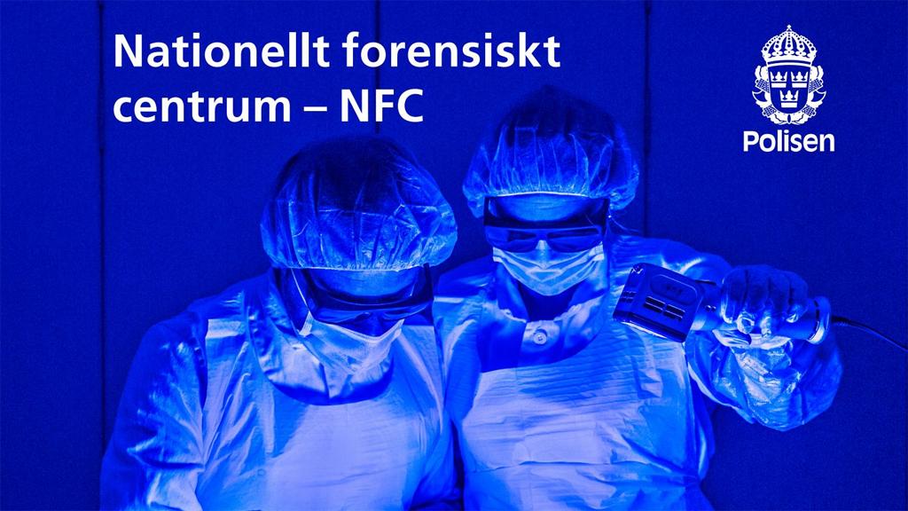Foto: Nationellt forensiskt centrum