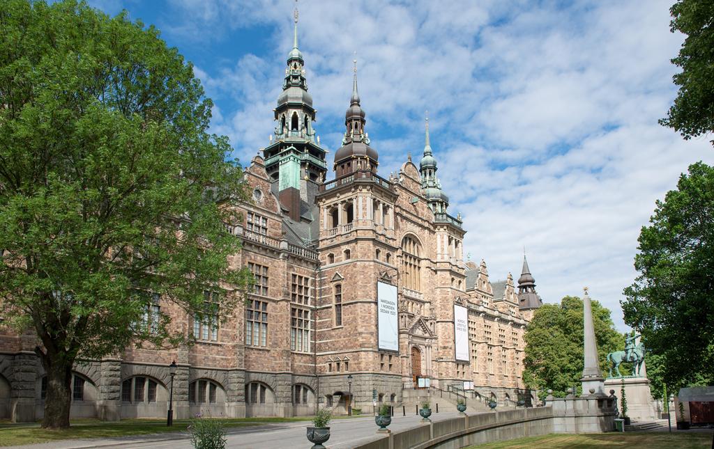 Nordiska museet. Foto: Karolina Kristensson/Nordiska museet