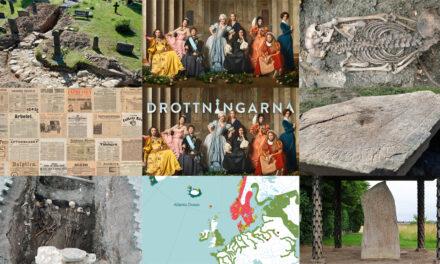 Det svenska historiska nyhetsåret 2020