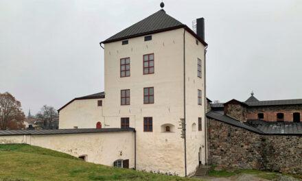 Tidigare okänd kasematt funnen vid Nyköpingshus